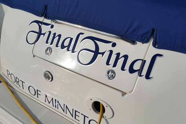 Final Final Boat Name