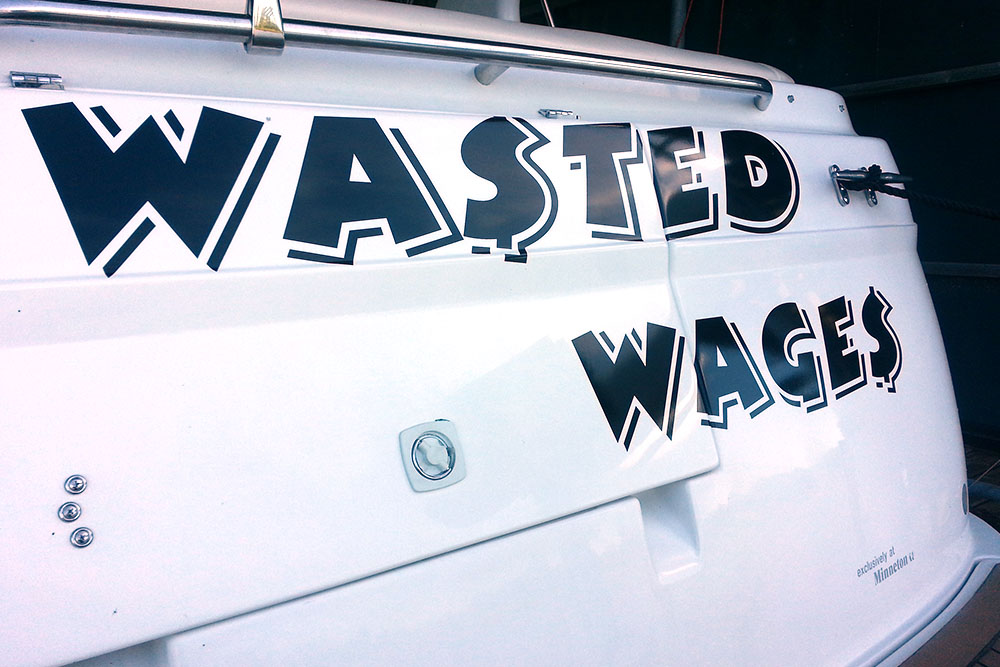wasted-wages